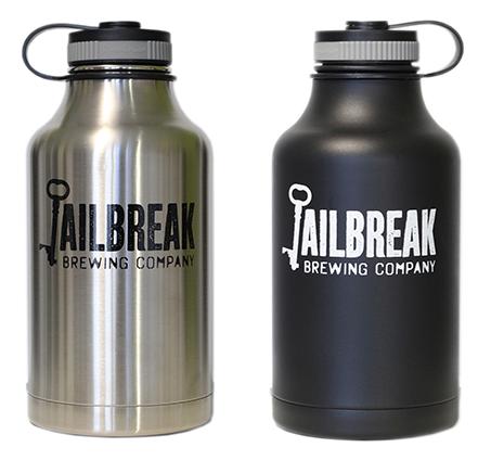 Jailbreak Hydro Flask Growlers