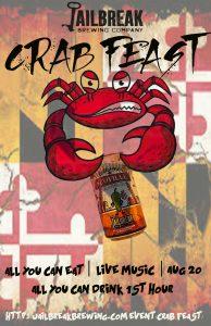 Crab Feast Extravaganza