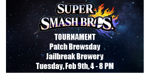 """Super Smash Bros """"King of the Hill"""" tournament!"""
