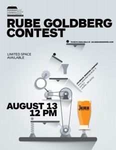 Rube Goldberg Contest!