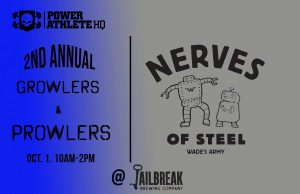 Growlers and Prowlers Fundraising WOD