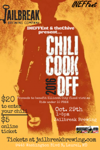 EC Strong Chili Cook-Off