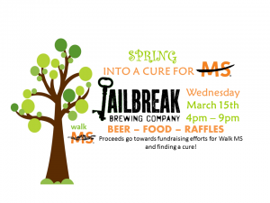 Spring into a cure for MS