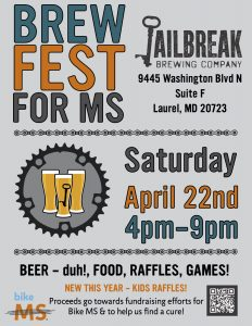 Brewfest for MS 2017