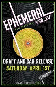 Ephemeral Vol. IV Release
