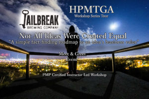 HPMTGA Workshop Series Tour at Jailbreak Brewing Co.