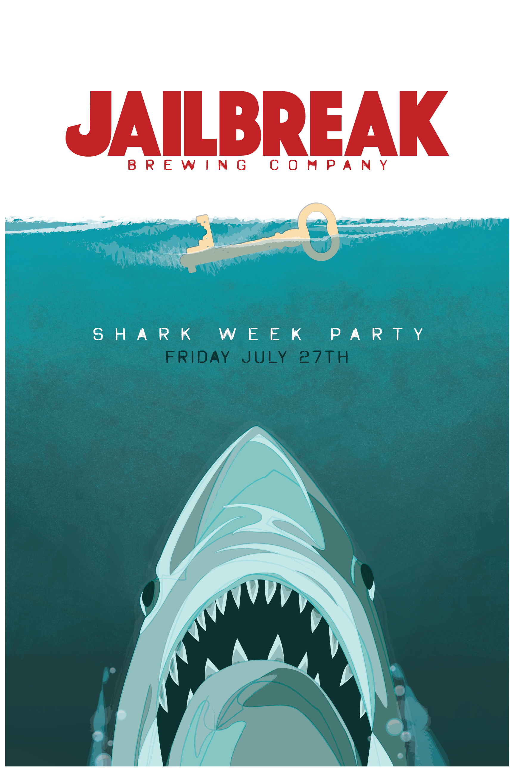 Shark Week Party