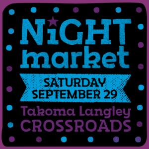 Night Market at Takoma/Langley Crossroads