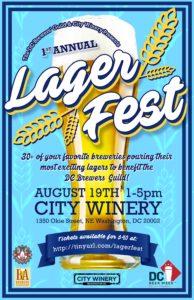 DC Beer Week Lager Fest!