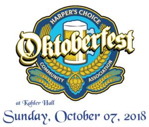 Harper's Choice Community Association's Oktoberfest!