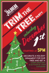 Trim the Tree Party!