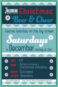 Christmas Beer + Cheer: Gremlins