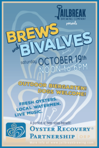Second Annual Brews & Bivalves