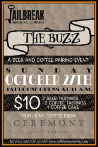 The Buzz: A Beer + Coffee Pairing